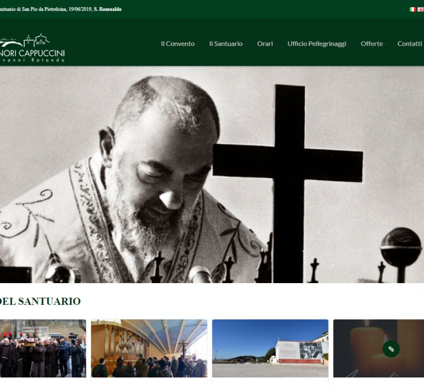 Convento Padre Pio