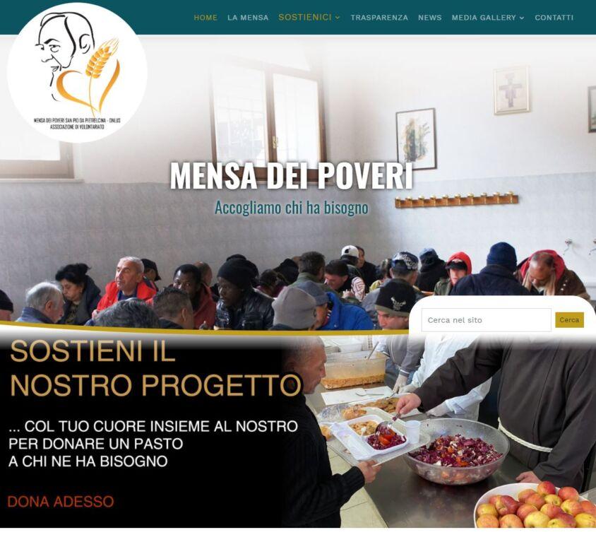 Mensa dei poveri San Pio da Pietrelcina