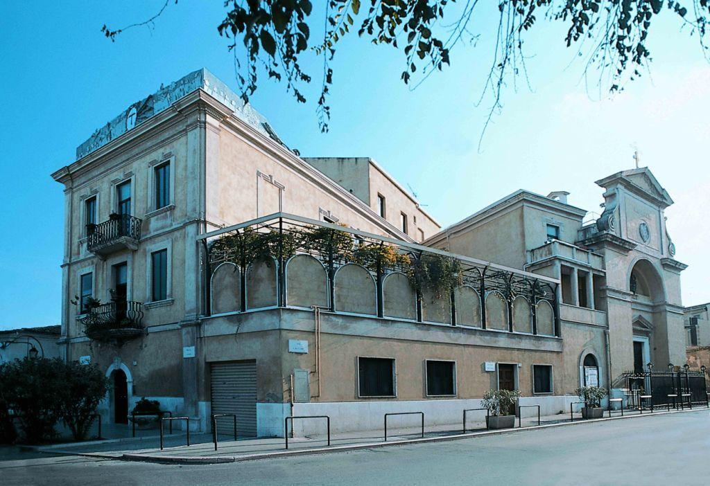 Chiesa-SantAnna Foggia Padre Pio