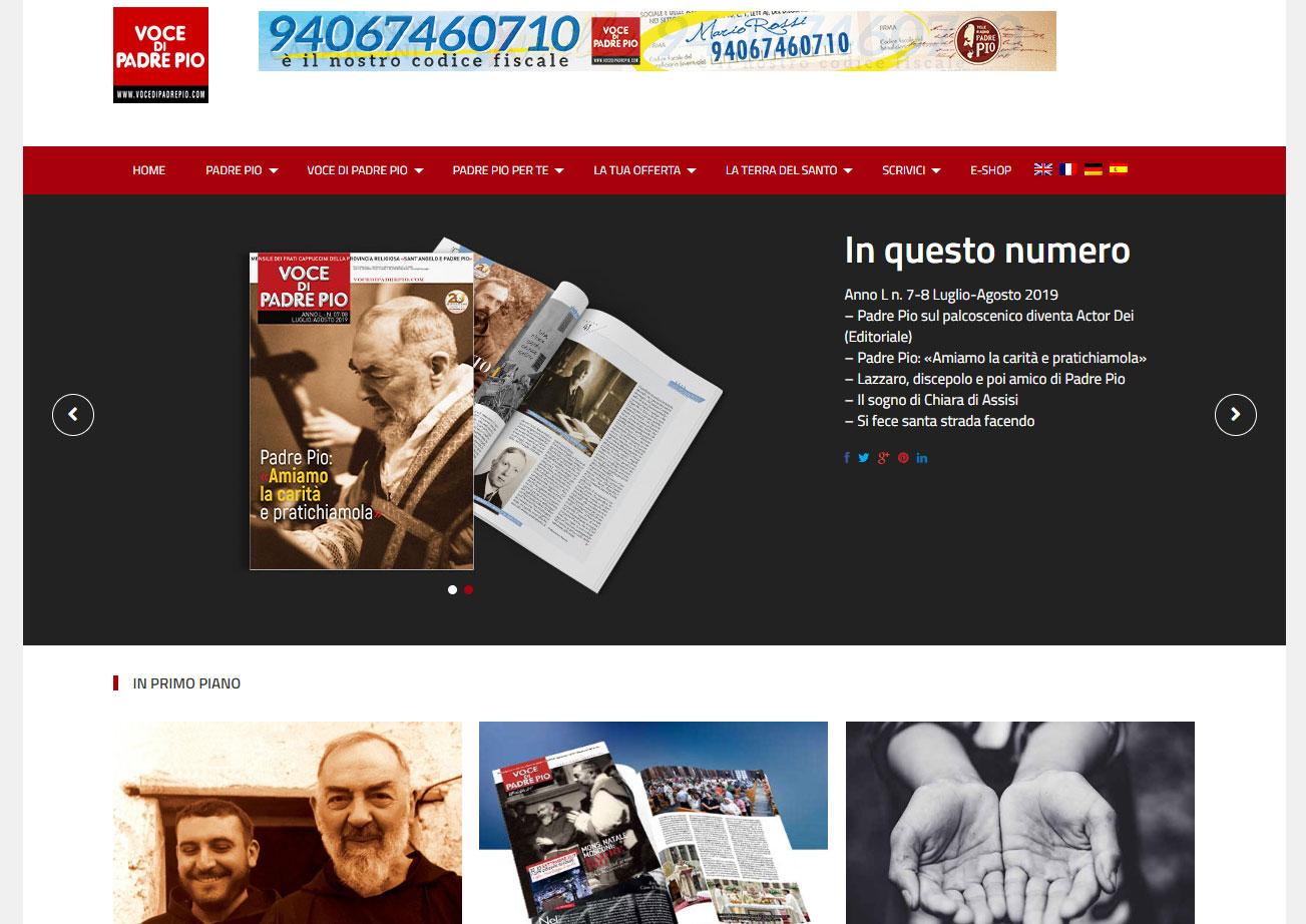 www.vocedipadrepio.com