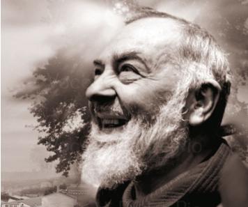 Padre Pio stupore