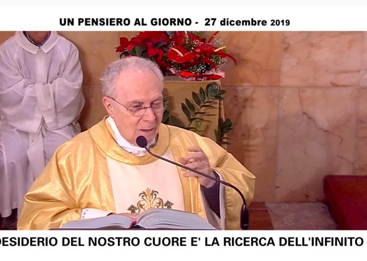Mons Francesco Follo
