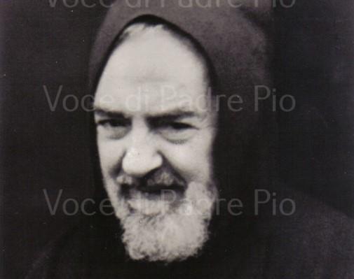 volto di Padre Pio