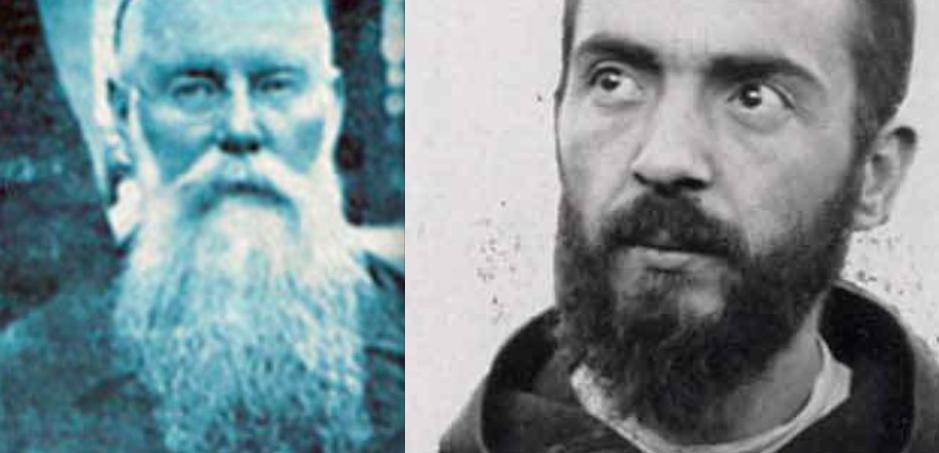 Mons. Kenealy e Padre Pio