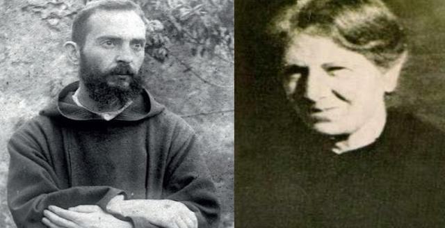 Padre Pio e Antonietta Vona