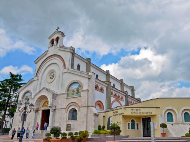 convento pietrelcina