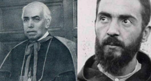 Cardinale Silj e Padre Pio