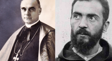 Merry de Val Padre Pio